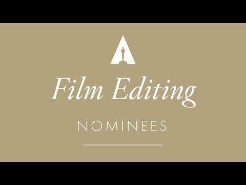 Oscars 2017: Film Editing Nominees