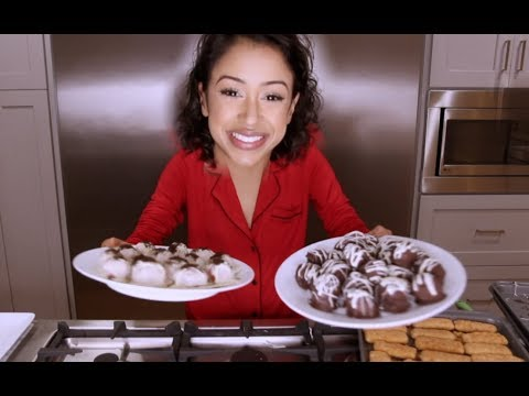 connectYoutube - HOLIDAY HACKS + COOKING WITH LIZA!