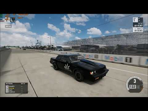 KING OF THE HILL #8 REGAL GNX FORZA 7