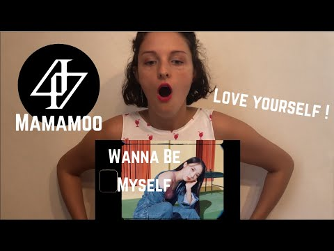 StoryBoard 0 de la vidéo MAMAMOO(마마무) _ WANNA BE MYSELF MV REACTION