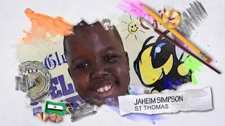 The Gleaner's Children's Own Spelling Bee 2020: Jaheim Simpson - St Thomas