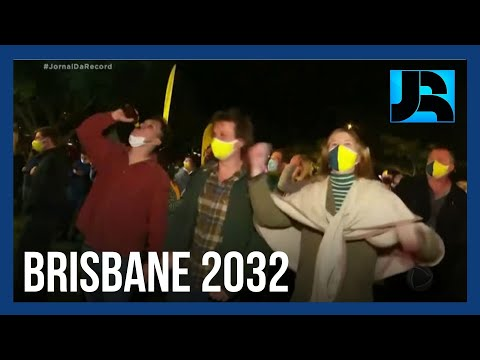 COI anuncia Brisbane, na Austrália, como a sede dos Jogos Olímpicos de 2032