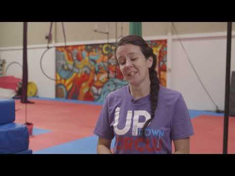 Upsidedown Circus - Finalist: One to watch / Terfynol: Un i'w Wylio