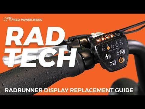 RadRunner Display Replacement | Rad Tech