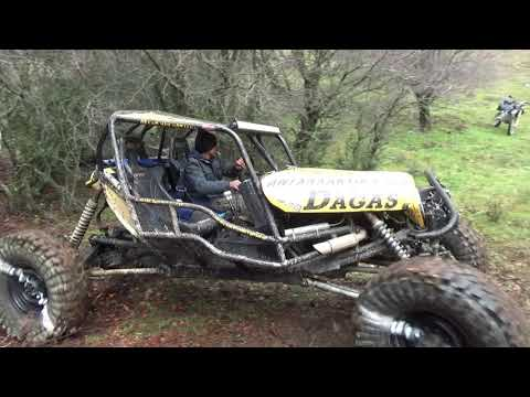 4x4 playing in the forest part 2