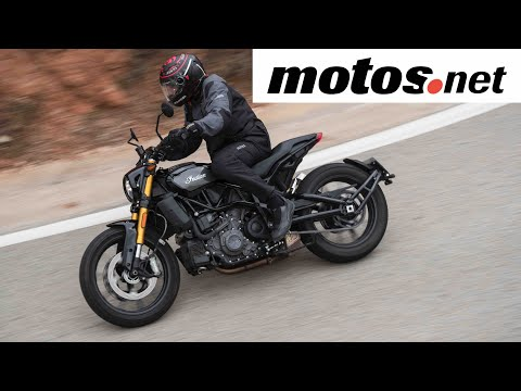 Indian FTR 1200 S / Prueba / Test / Review en español