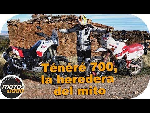 El mito Ténéré por las pistas de Granada | motosx1000