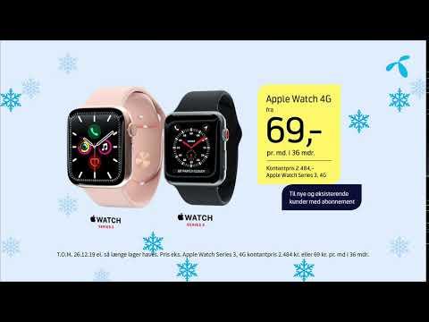 TelenorJul Apple Watch bumper