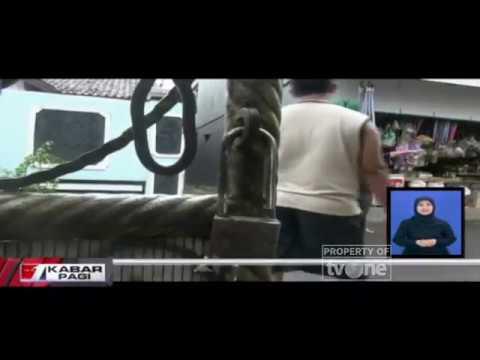 Aksi Pencurian Motor Sport Terekam Kamera CCTV
