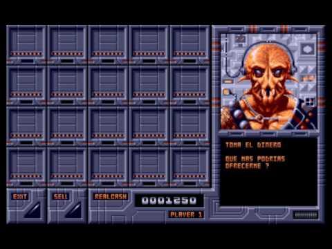 Memorias MSDOS: Xenon 2 Megablast (Image Works/The Bitmap Brothers)