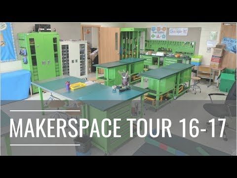 Classroom Tour: KoLAB Design Center (16-17)