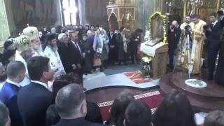 LIVE 08.11.2017: Icoana Maicii Domnului de la Rohia in Slobozia, Sfanta Liturghie Arhiereasca