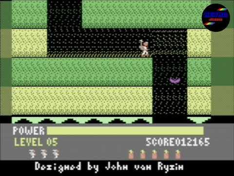 S. P. R. E. R. O. (c) 2021 Commodore 64 - RETROJuegos #RETROJuegos byFabio