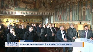 Adunarea Eparhiala a Episcopiei Oradiei