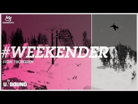 #Weekender - Sven Thorgren