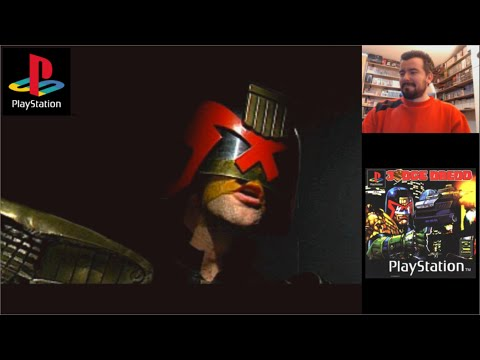 JUDGE DREDD (PlayStation 1) - Gameplay en Español PS1 || MORRALLA CLÁSICA