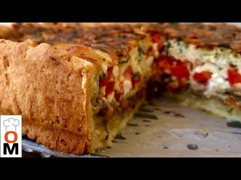 Пирог с Грибами, Он Просто Нереально Вкусный!!!  | Mushroom Pie Recipe