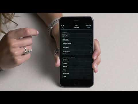 Garmin Support : ajout d'équipement dans Garmin Connect™ Mobile (Apple)