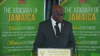 New Strategic Plan For The Courts Launched   News   CVMTV