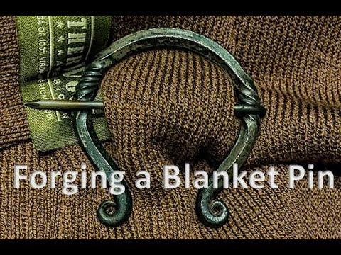 Blanket Pin Forging