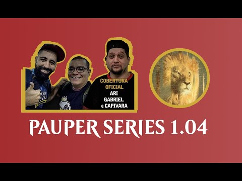 Pauper Series 1.04 - Narração ao vivo