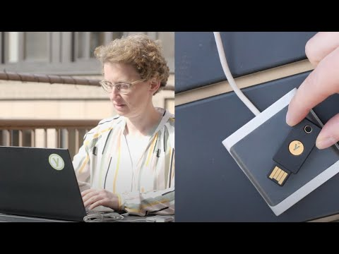 Securing shared workstations: YubiKey delivers tap-and-go authentication with NFC