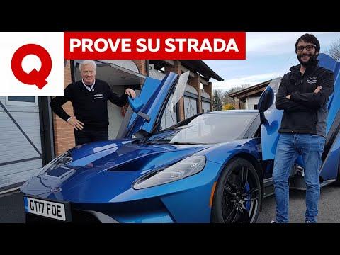 Ford GT, è più veloce di una Ferrari? La prova definitiva in pista! | Quattroruote