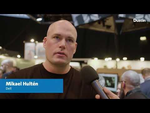 Hur jobbar Dell med hyperkonvergerad infrastruktur? - Mikael Hultén, Dell