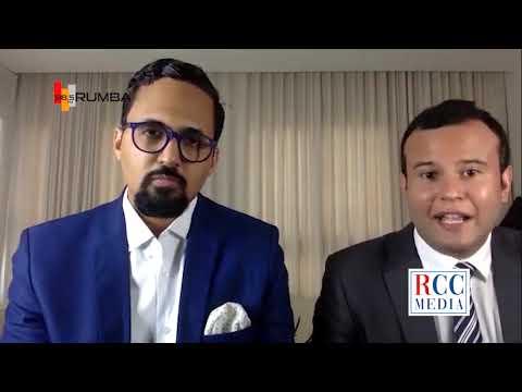 Bartolomé Pujals y Jaime Rodríguez comentan recurso que pretende la anulación del aeropuerto Bávaro