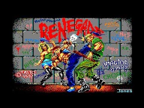 Renegade - Amstrad CPC Longplay