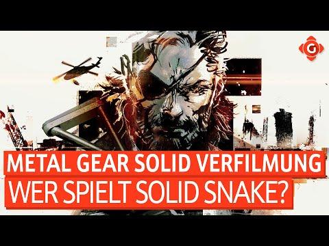 Metal Gear Solid Verfilmung: Wer spielt Solid Snake? Fortnite: Auch 2021 digitale Events! | GW-NEWS