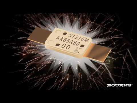 Bourns® AA Series Mini-Breaker (Miniature Thermal Cutoff Device)