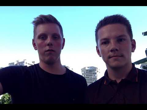Mød Kasper og Kristian LIVE fra Rio til openday.dk