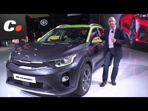 Kia Stonic SUV | Salón de Frankfurt IAA 2017 | Coches.net