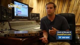 Undertone Audio MPDI-4 Four Channel Mic Pre Quick n' Dirty