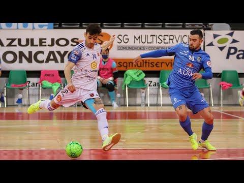 Futbol Emotion Zaragoza   Viña Albali Valdepeñas Jornada 30 Temp 20 21
