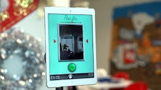 Turn your iPad into a DIY photo booth