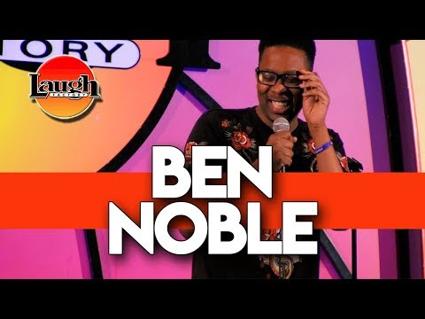 connectYoutube - Ben Noble | Legally Blind | Stand Up Comedy