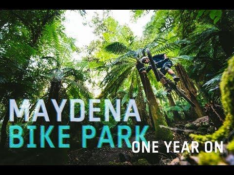 "Maydena Bike Park - One Year On, What's New""  - Flow Mountain Bike"