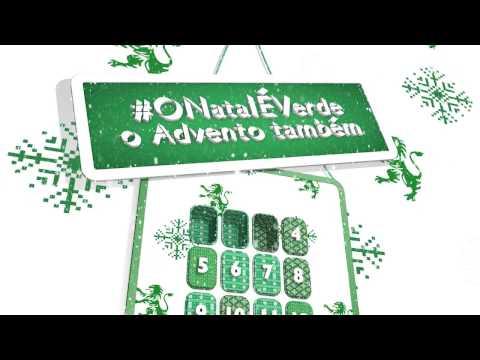 Calendário do Advento do Sporting CP - #ONataléVerde - 4 de dezembro