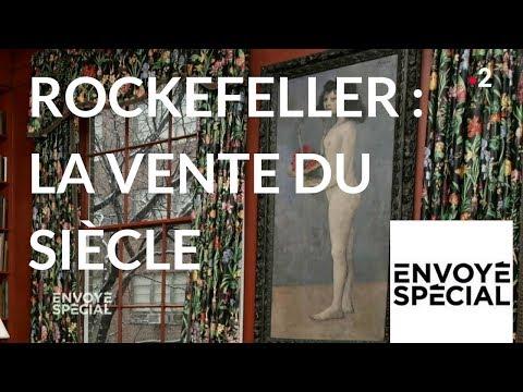 nouvel ordre mondial | Envoyé spécial. Rockefeller : la vente du siècle - 3 mai 2018 (France 2)