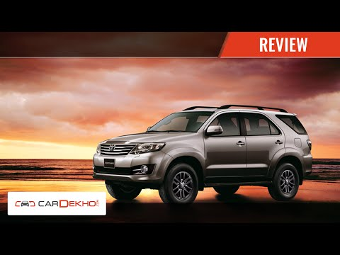 Toyota Fortuner | Expert Review in 5 Mins | CarDekho.com