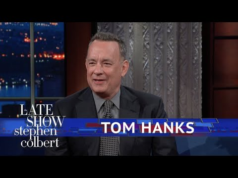 connectYoutube - Tom Hanks Discusses 'The Post,' Freedom Of The Press In 2017