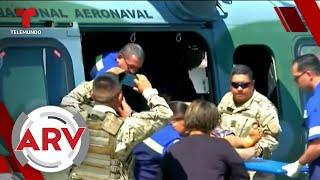 Hallan fosa común con cadáveres de mujer embarazada y 5 hijos en Panamá   Al Rojo Vivo   Telemundo
