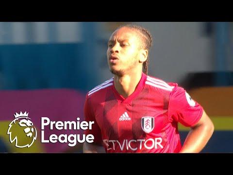 Bobby De Cordova-Reid cuts Fulham's deficit against Leeds United | Premier League | NBC Sports