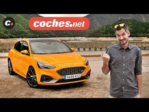 Ford Focus ST 2019 | Prueba / Test / Review en español | coches.net