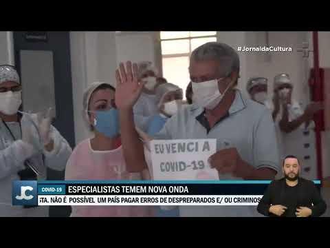 Confirmação de casos de variante Delta em capitais brasileira gera temor de parte da sociedade