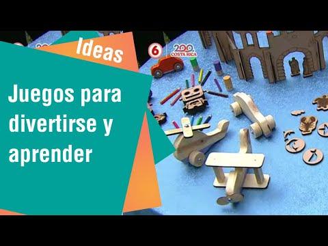 Juegos para divertirse y estimular a los pequeños   Ideas