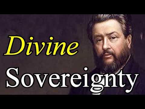 Divine Sovereignty - Charles Spurgeon Audio Sermons