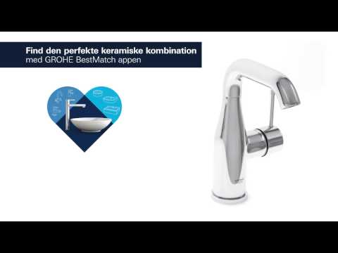 PRODUKT | Grohe Essence håndvaskarmatur